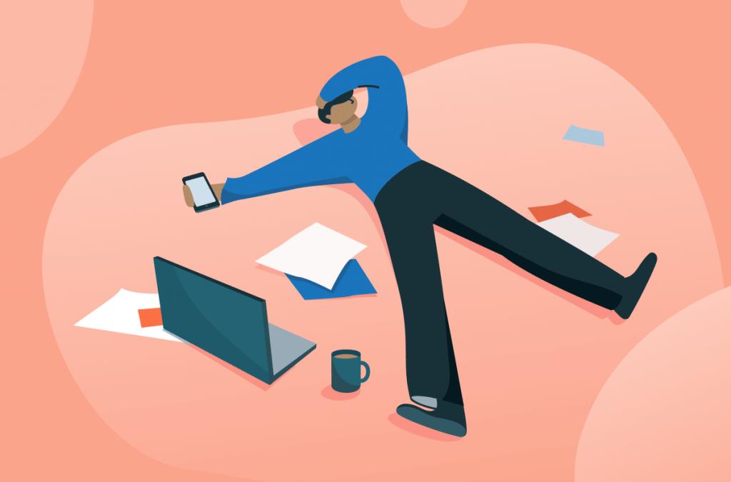 Ständig Stress bei der Arbeit? Diese drei Warnsignale solltest du ernst nehmen