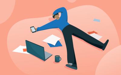 Ständig Stress bei der Arbeit? Diese drei Warnsignale sollten Sie ernst nehmen